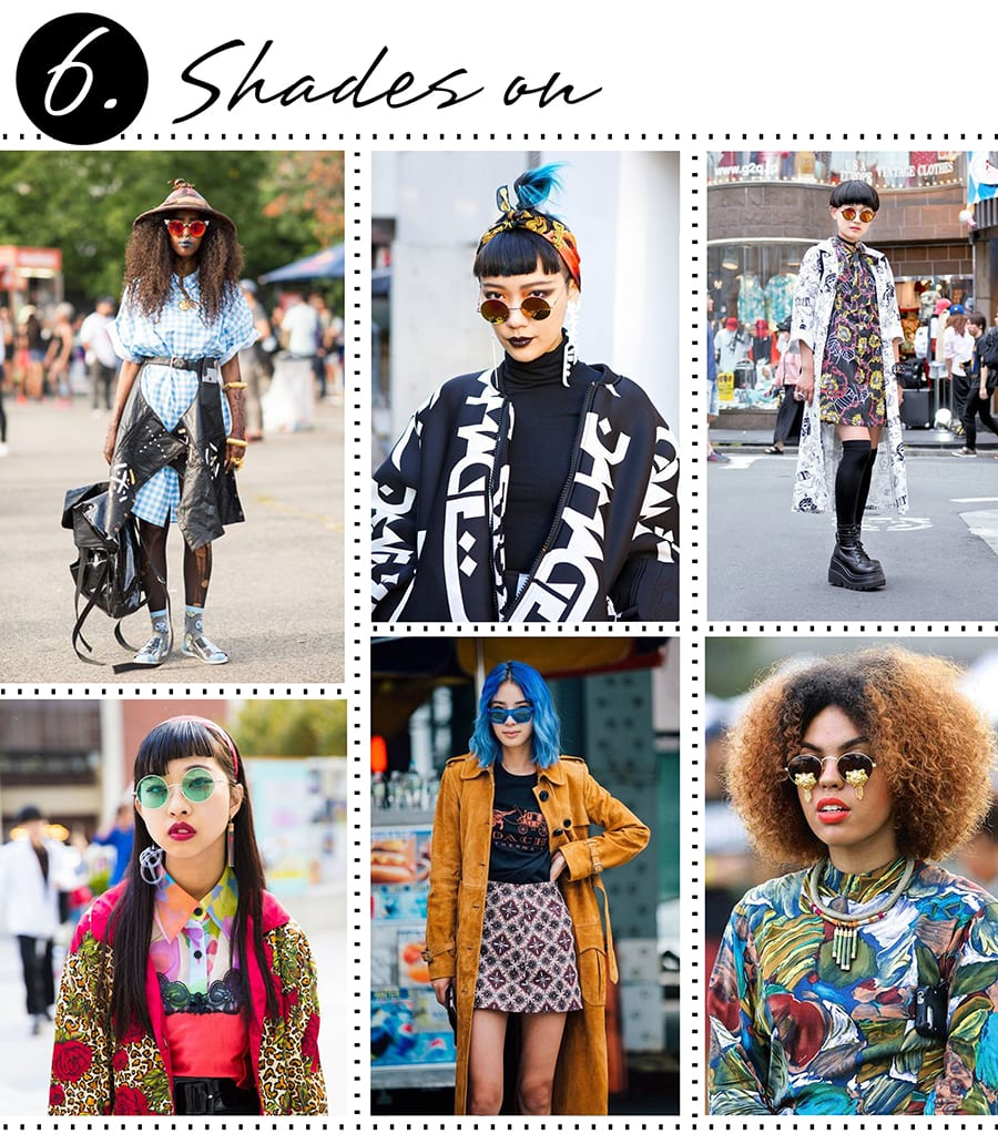 How to be Fashionable - Shades On