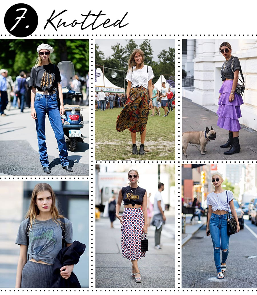 How to be Fashionable - Knotted