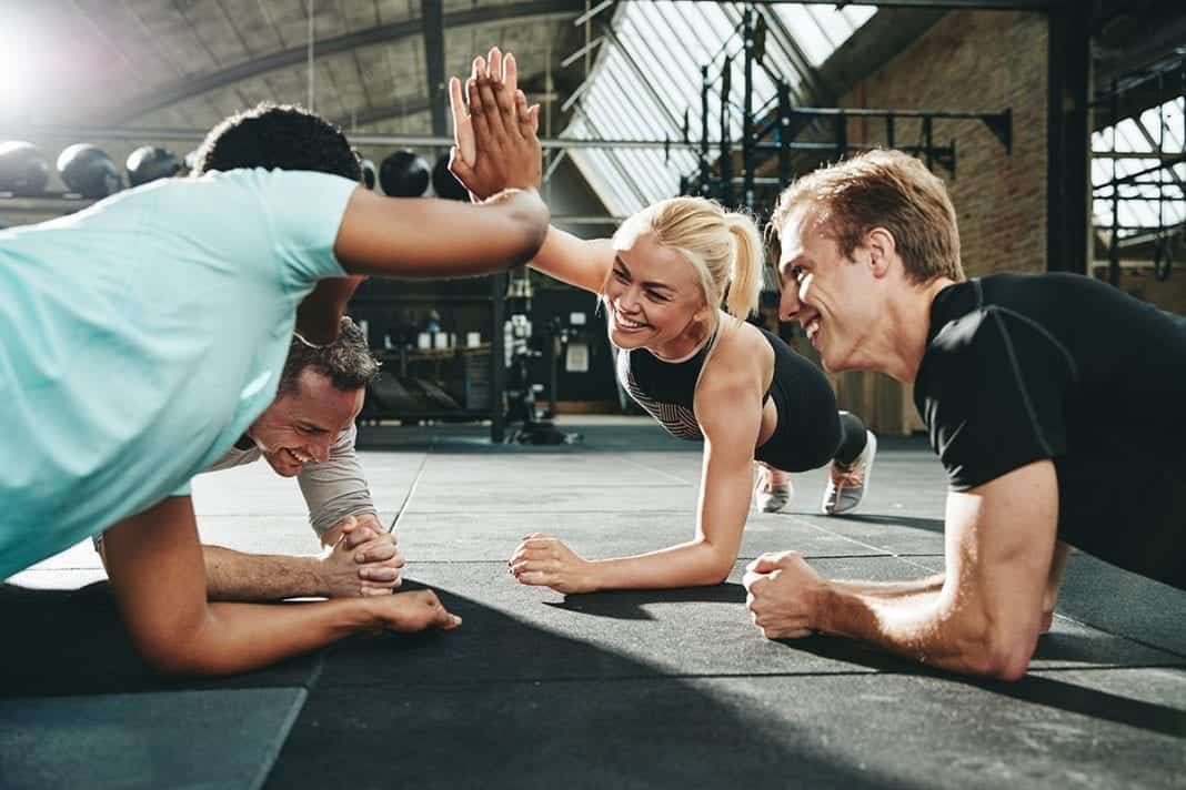 6 Full-Body Workouts to Do With a Partner