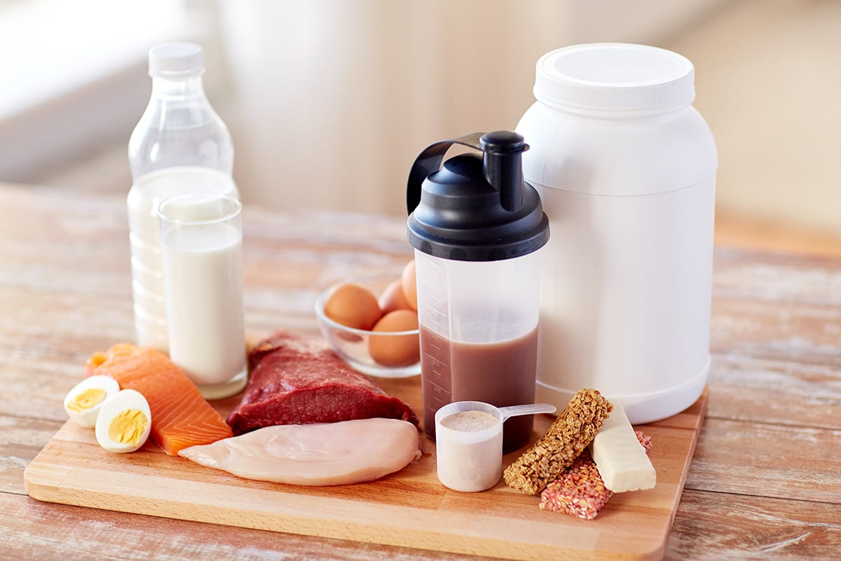 Natural vs Additive Protein when to drink protein shakes
