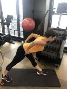 Workout Plan - Hamstring Stretch