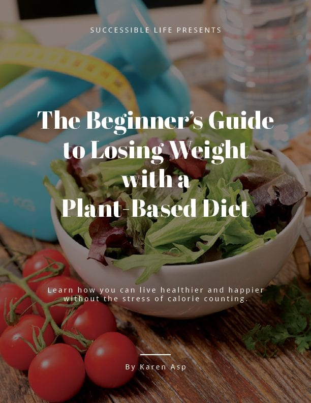Ebook Cover - Plant Based Diet for Weight Loss