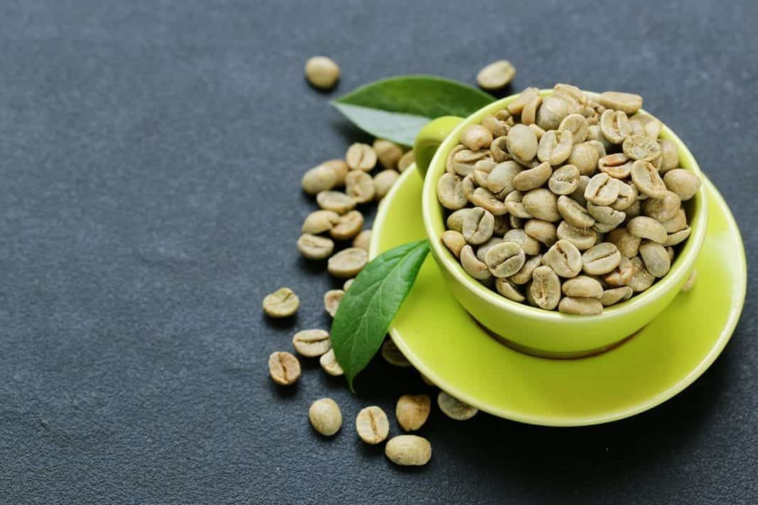 Green Coffee Beans (Cover Image)