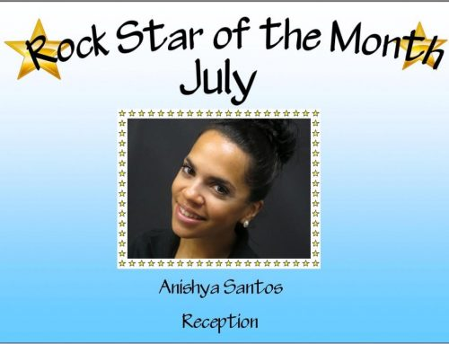 Rock Star for July 2012